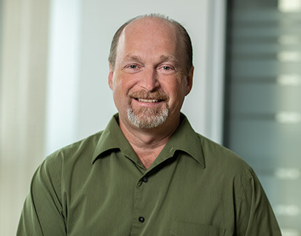 Daniel Robertson, Ph.D., Director, Applied Data Sciences Center